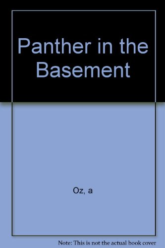9780701166267: Panther in the Basement