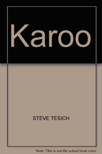9780701166878: Karoo