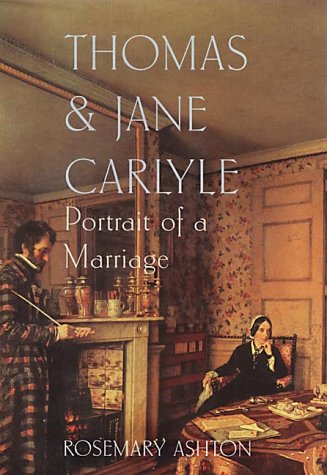 9780701167097: Thomas & Jane Carlyle: Portrait of a Marriage