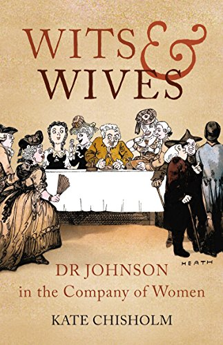 9780701169046: Wits & Wives: Dr Johnson in the Company of Women