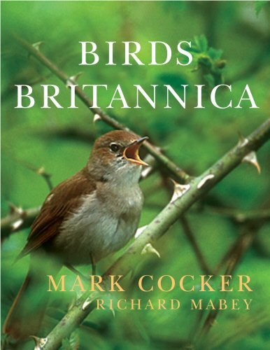 Birds Britannica: Mark Cocker, Richard Mabey