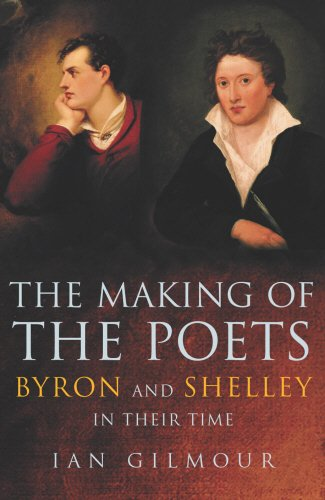 9780701171100: The making of the poets: Byron and Shelley in their time
