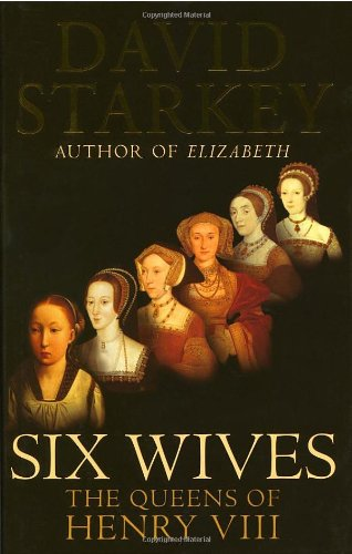9780701172985: 'SIX WIVES : '' THE QUEENS OF HENRY VIII '' :'