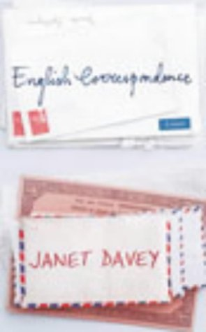 English Correspondence. A Novel.: Davey, Janet