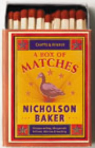 9780701174026: A Box of Matches