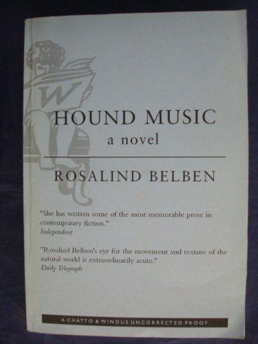 9780701174873: HOUND MUSIC