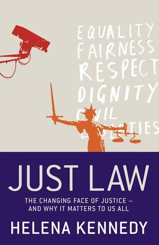 9780701175061: Just Law