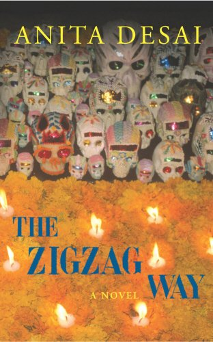 The Zigzag Way (Signed First Edition): Anita Desai