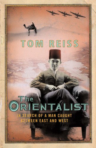 Orientalist: Reiss, Tom