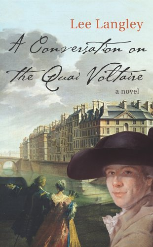 9780701179120: Conversation on the Quai Voltaire