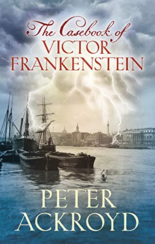 9780701182953: The Casebook of Victor Frankenstein