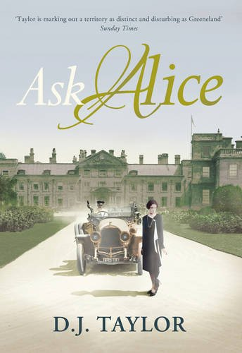 9780701183578: Ask Alice