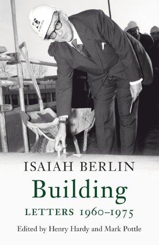 9780701185763: Building: Letters 1960-1975