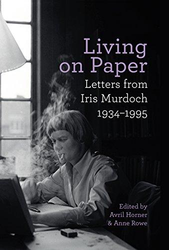 9780701187057: Living on Paper: Letters from Iris Murdoch 1934-1995