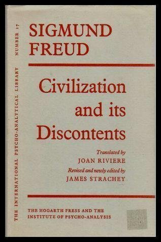 Civilization and Its Discontents: Freud, Sigmund; James