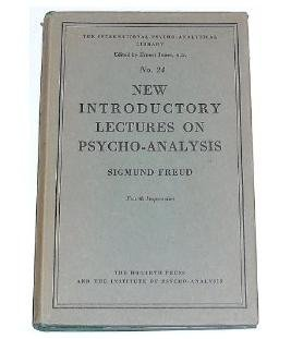 9780701201210: New Introductory Lectures on Psychoanalysis (International Psycho-Analysis Library)