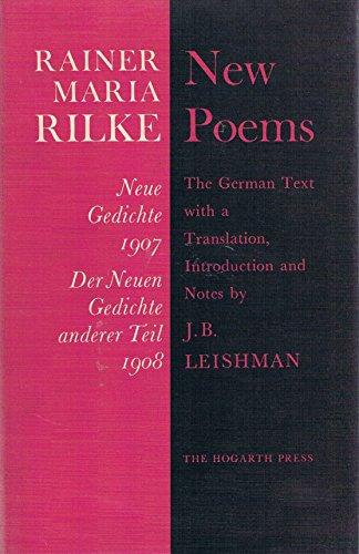 9780701201920: New Poems.