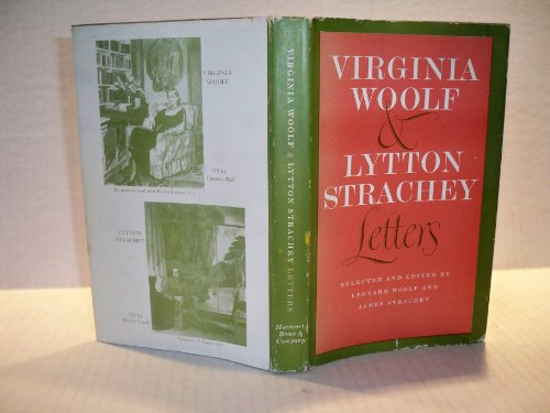 9780701202705: Letters of Virginia Woolf and Lytton Strachey