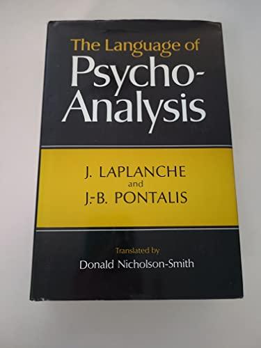 9780701203436: The Language of Psychoanalysis