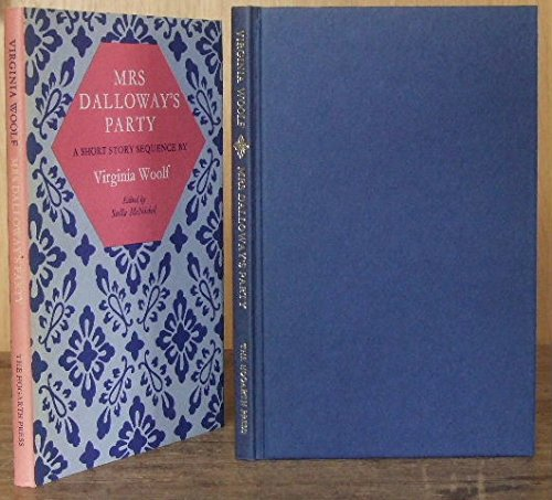 9780701203788: Mrs. Dalloway's Party: A Short Story Sequence