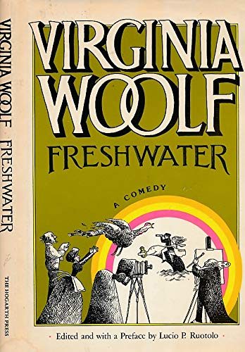 9780701204211: Freshwater: A Comedy