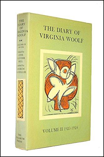9780701204471: The Diary: 1920-24 v.2: 1920-24 Vol 2