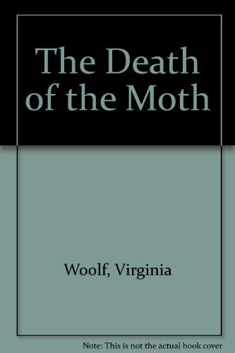 9780701204570: The Death of the Moth
