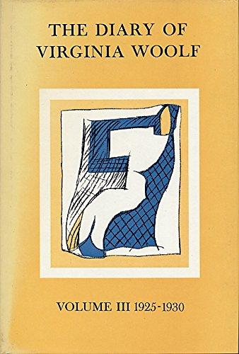 9780701204662: The Diary: 1925-30 v. 3