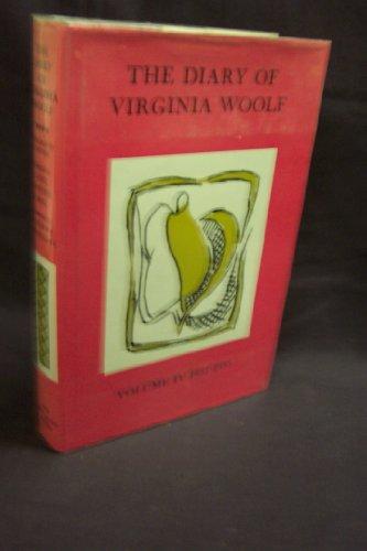 9780701204679: The Diary of Virginia Woolf, Vol. 4: 1931-1935