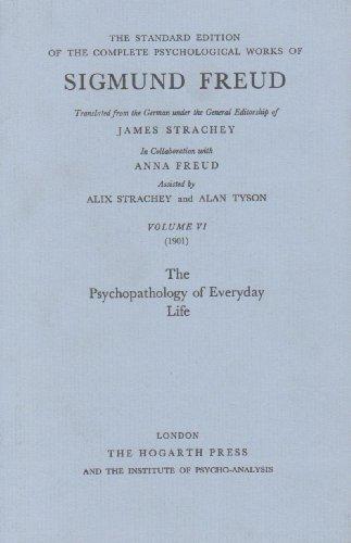 9780701205195: Freud Standard Edition: v.6