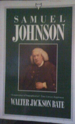 9780701205621: Samuel Johnson