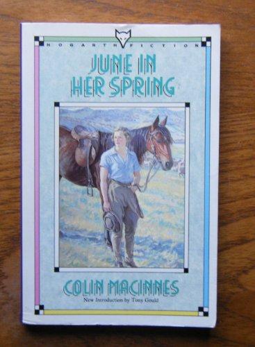 9780701205980: June in Her Spring