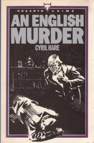 9780701206512: An English Murder (Hogarth Crime)