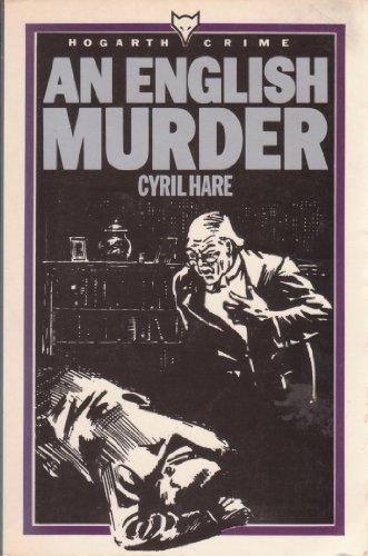 9780701206512: An English Murder (Hogarth Crime)