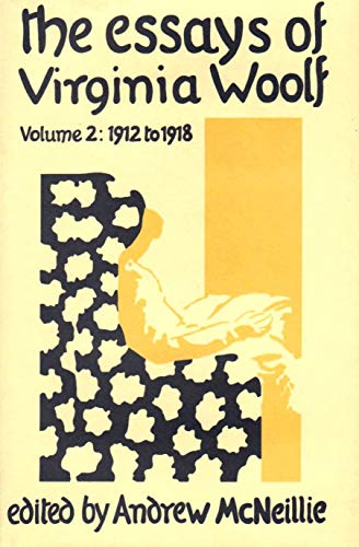 essays of virginia woolf vol 3 Eng 5658: virginia woolf: essays and short fiction tuesday 11:00 am - 2:00 pm room 2000, 7 king's college circle instructor: melba cuddy-keane office: virginia woolf, the common reader, vol 2 (vintage) $ 2195.