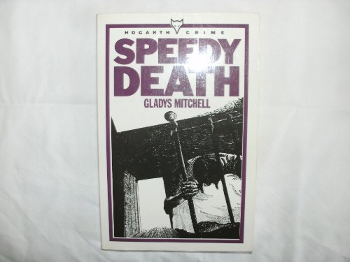 9780701206826: Speedy Death