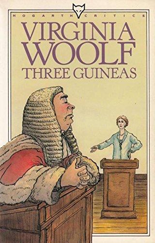9780701207014: Three Guineas (Hogarth Critics)