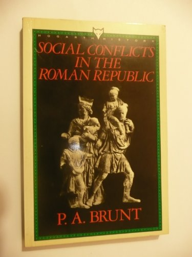 9780701207304: Social Conflicts in the Roman Republic (Ancient Culture & Society)