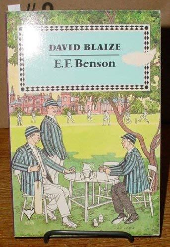 9780701207960: David Blaize
