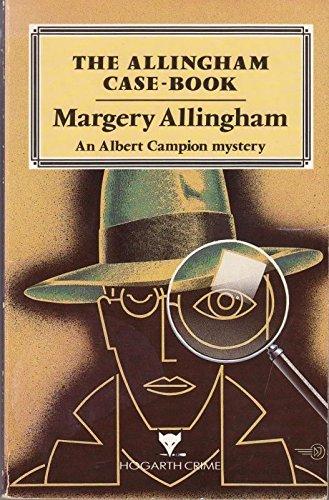 9780701208691: The Allingham Case-Book