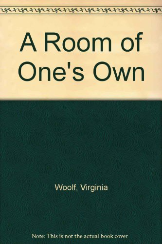 9780701209476: A Room of One's Own