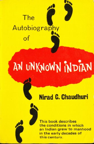 9780701209780: The Autobiography of an Unknown Indian