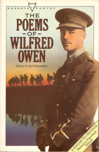 "wilfred owens poetry The collected poems of wilfred owen (new directions book) [wilfred owen, c day lewis, edmund blunden] on amazoncom free shipping on qualifying offers ""the very content of owen's poems was, and still is, pertinent to the feelings of young men facing death and the terrors of war"" ―the new york times book review/strong."
