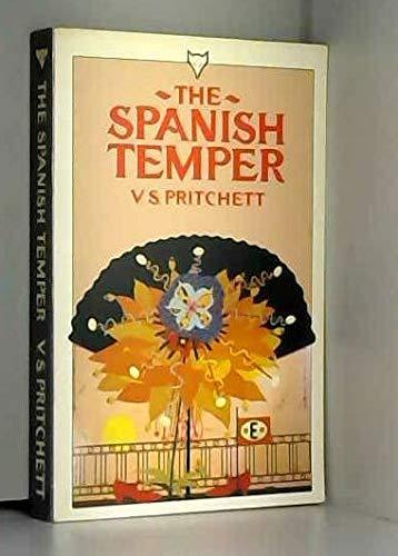 9780701219048: The Spanish Temper