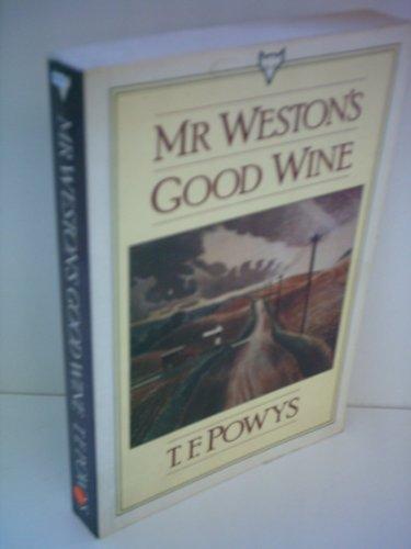 9780701219093: Mister Weston's Good Wine