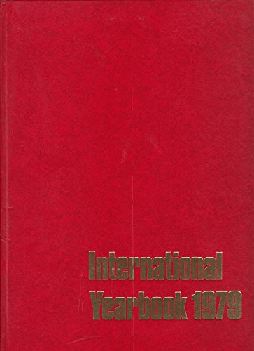 9780701400583: International Year Book 1979
