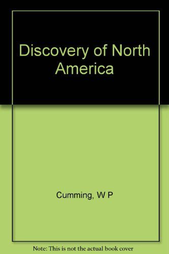9780701490546: Discovery of North America