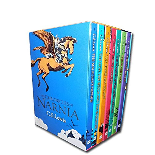9780701496968: The Chronicles of Narnia Complete 7 Volume Set