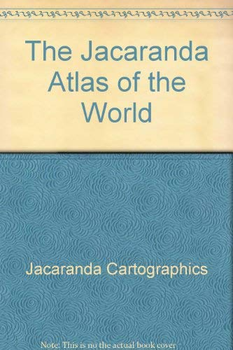 9780701621001: The Jacaranda atlas of the world