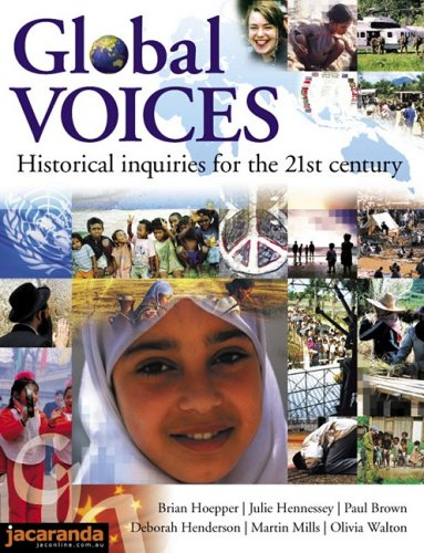 Global Voices Historical Inquiries for the 21st Century (Paperback): Brian Hoepper